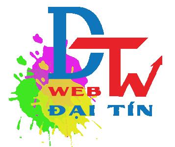 Mẫu web Mẹ và Bé của WEB ĐẠI TÍN